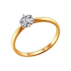 Inel de logodnă din aur SOKOLOV art 1011307