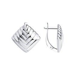 Cercei din argint SOKOLOV art 94024211 1